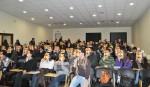 Plateia da conferência «Admirável Mercado Novo», Isvouga Marketing Sessions
