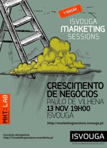 ISVOUGA Marketing Sessions | Paulo de Vilhena