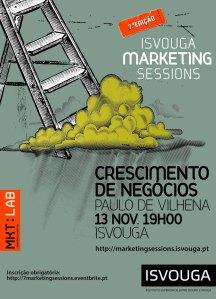 ISVOUGA Marketing Sessions | Paulo de Vilhena